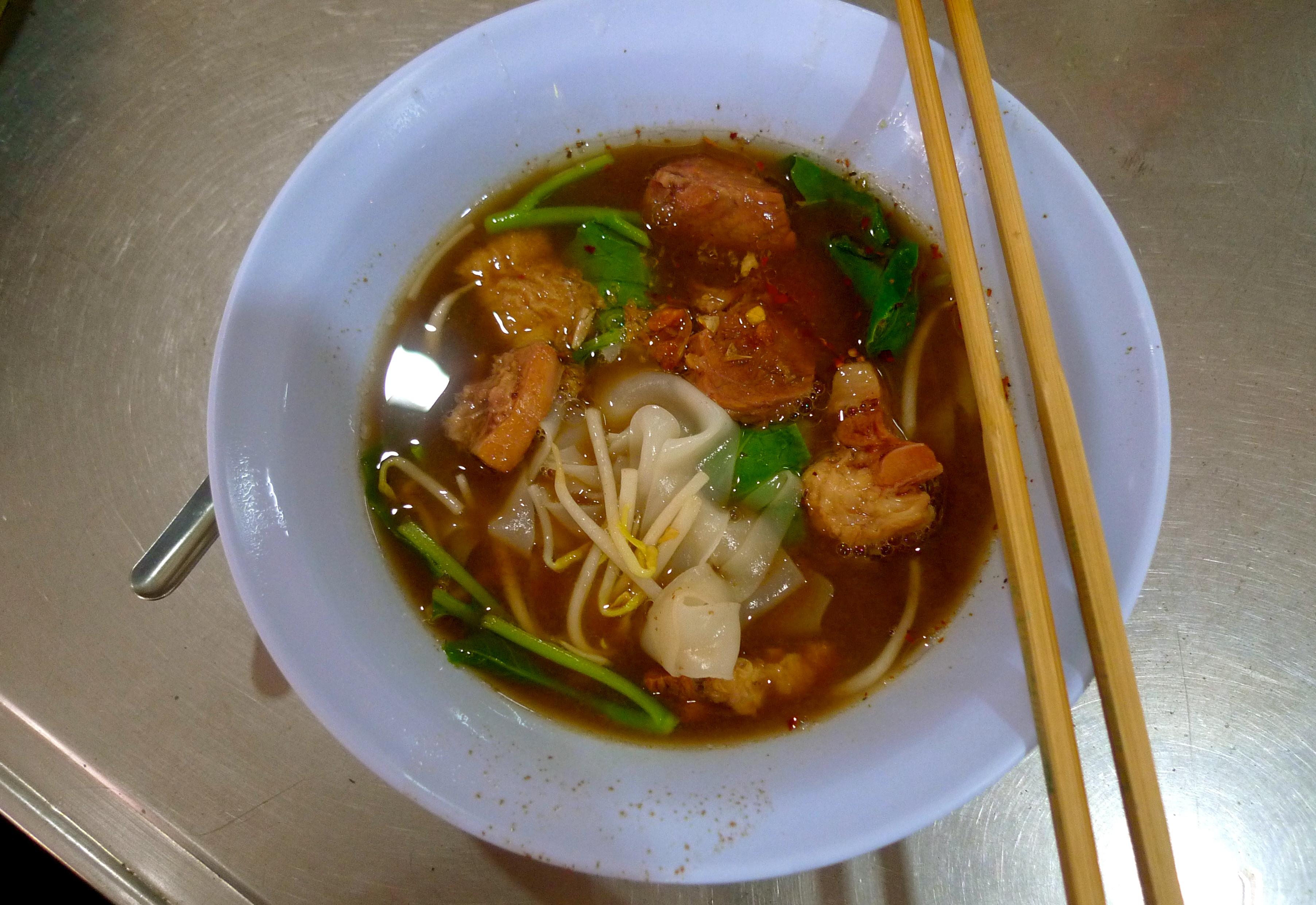 Thai Food Near Th Street